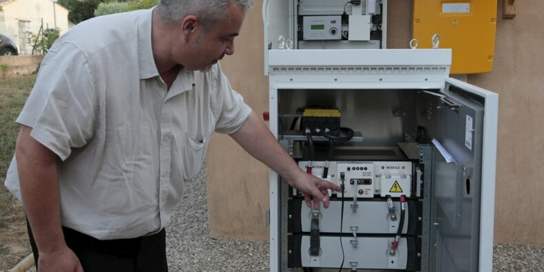 A Nice, le réseau électrique du futur freiné par les batteries