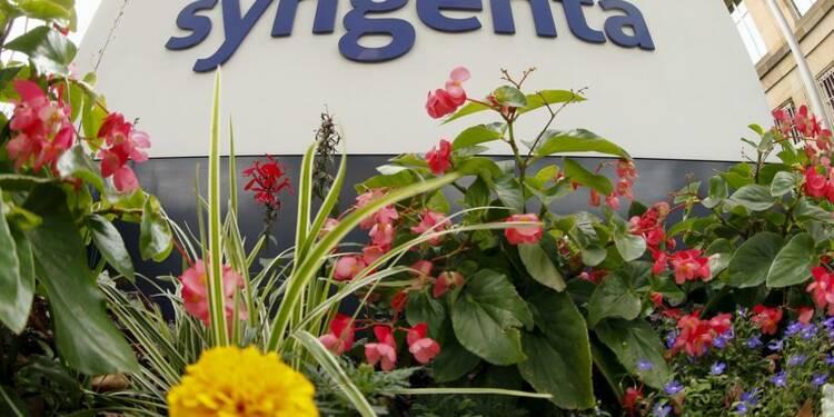 Syngenta va céder des actifs pour racheter des actions