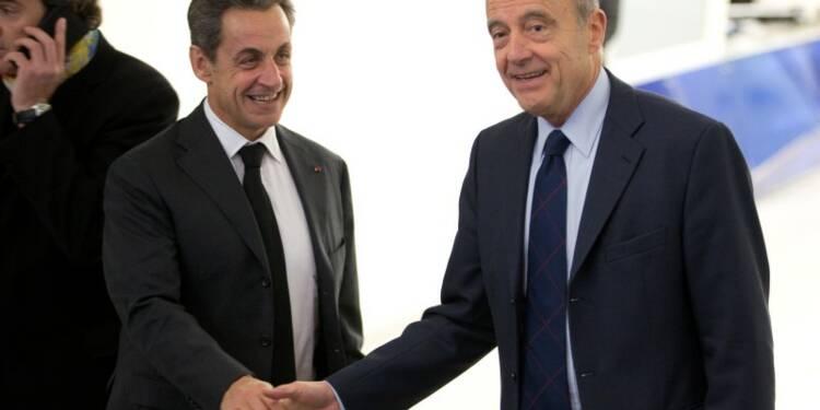 Juppé battrait Sarkozy lors de la primaire, selon un sondage