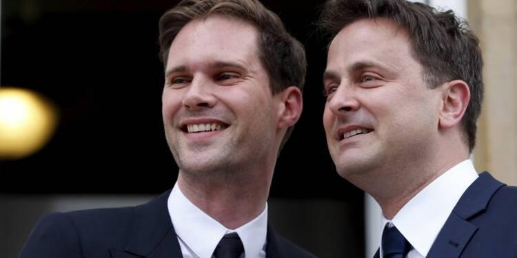 Mariage homosexuel civil du Premier ministre du Luxembourg