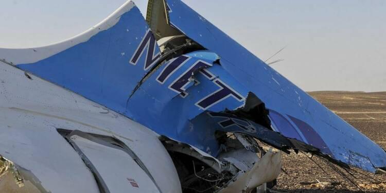 Un avion russe s'écrase dans le Sinaï avec 224 personnes à bord