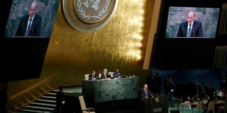 Poutine à la manoeuvre sur la Syrie, se heurte à Obama sur Assad
