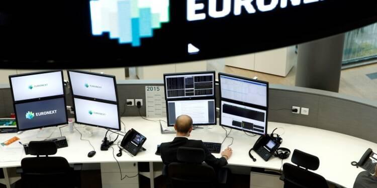 Euronext en avance sur ses premiers objectifs à moyen terme