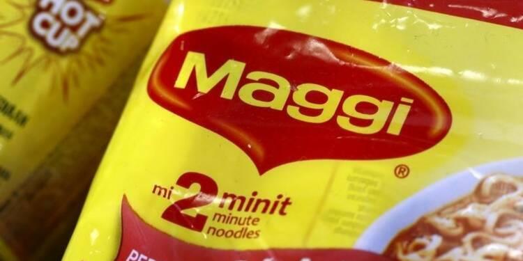 Nestlé va reprendre ses ventes de nouilles Maggi en Inde