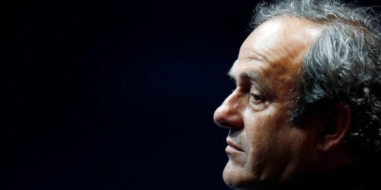 L'UEFA se plaint auprès de la FIFA d'une campagne anti-Platini