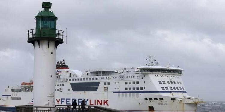 Les marins de MyFerryLink bloquent le tunnel sous la Manche