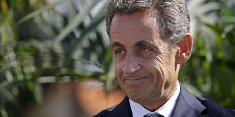 Sarkozy entendu vendredi dernier dans l'affaire Bygmalion