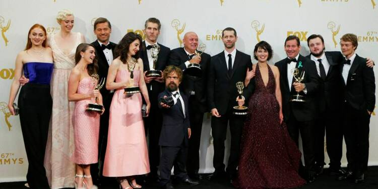 """""""Game of Thrones"""" et """"Veep"""" dominent les Emmy Awards"""