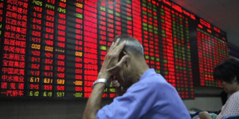 Pour arrêter le krach, la Banque centrale chinoise abaisse ses taux d'intérêt