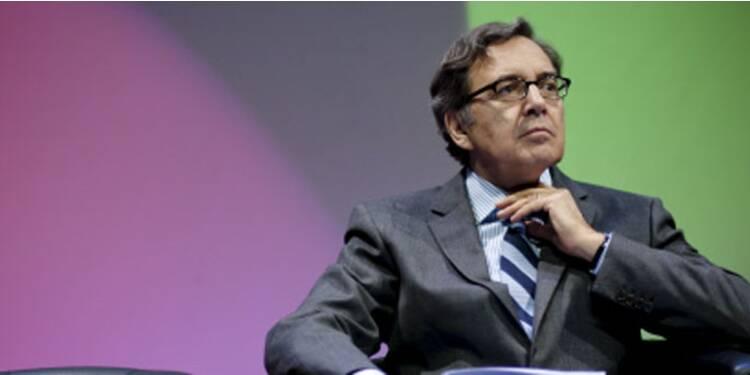 Martin Bouygues: « Le nom du successeur de Nonce Paolini à la tête de TF1 ne sera annoncé qu'en 2016 »
