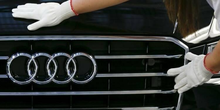 Audi annonce 2,1 millions de voitures concernées par le scandale