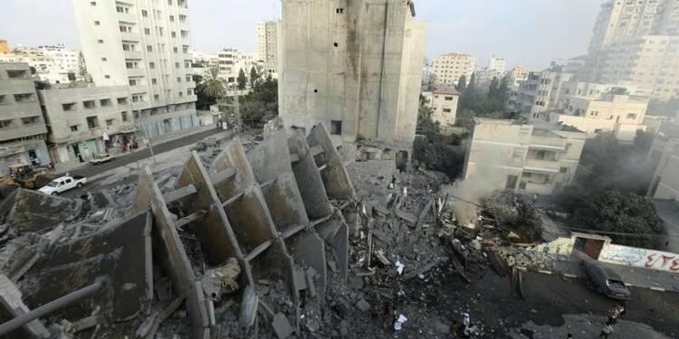 Un rapport israélien sur la guerre de Gaza met en cause Tsahal
