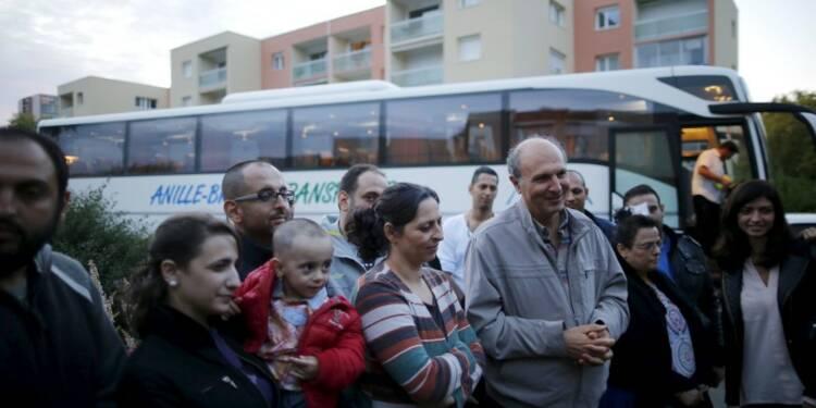 Une famille syrienne en quête d'une nouvelle vie en France