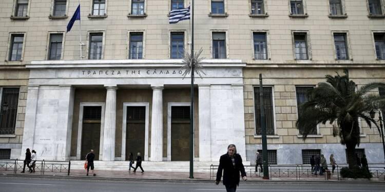 Moody's abaisse la note de la Grèce avec perspective négative