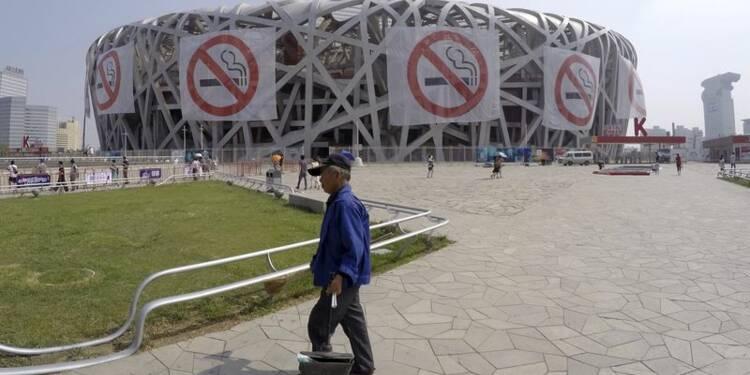 La ville de Pékin part en guerre contre le tabac