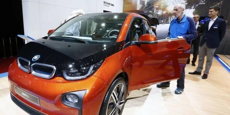 BMW pourrait développer sa gamme de voitures électriques