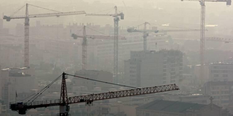 Reprise durable mais croissance faible en zone euro