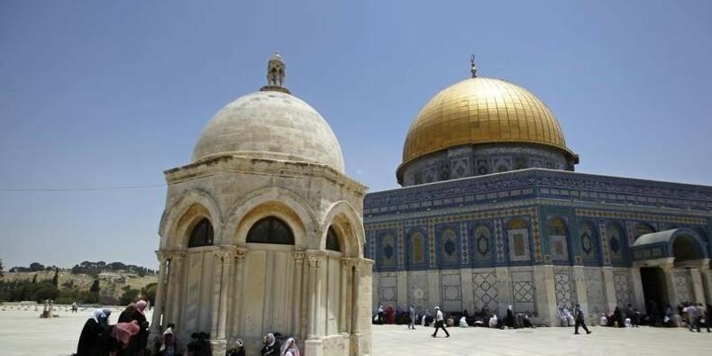 L'idée de caméras sur l'esplanade des Mosquées inquiète