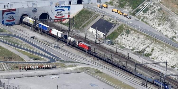 Plus de 2.000 migrants ont pénétré sur le site Eurotunnel