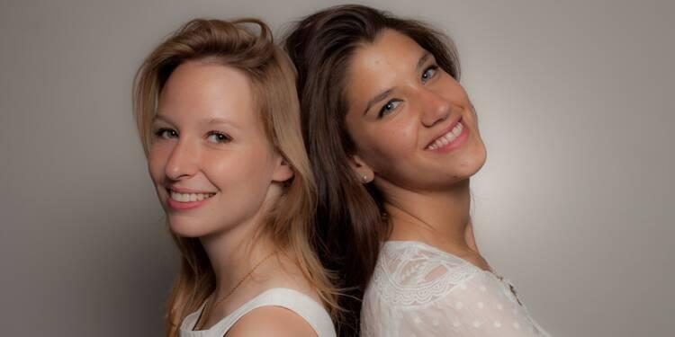 Mallorie Sia et Marie Sermadiras : elles veulent créer le LaFourchette de la beauté