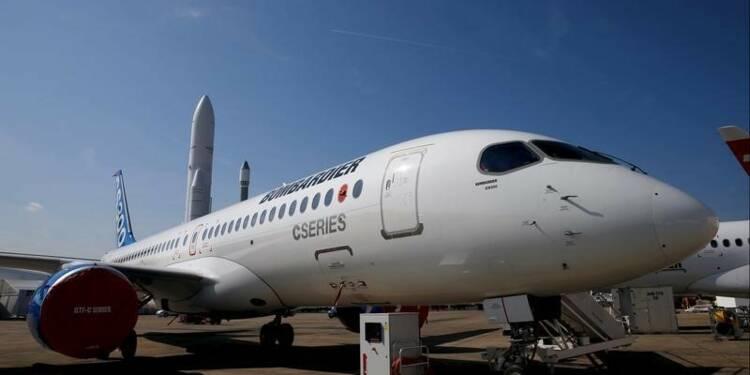 Bombardier accuse une perte, le Québec investit dans le CSeries
