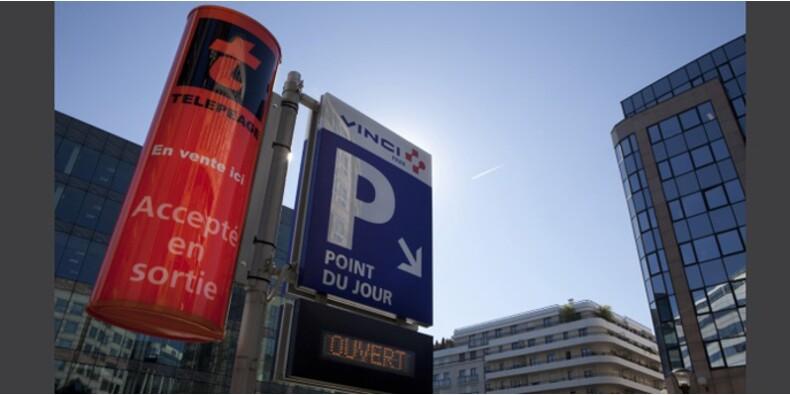 Vinci : La vente des concessions de parkings est lancée, évitez