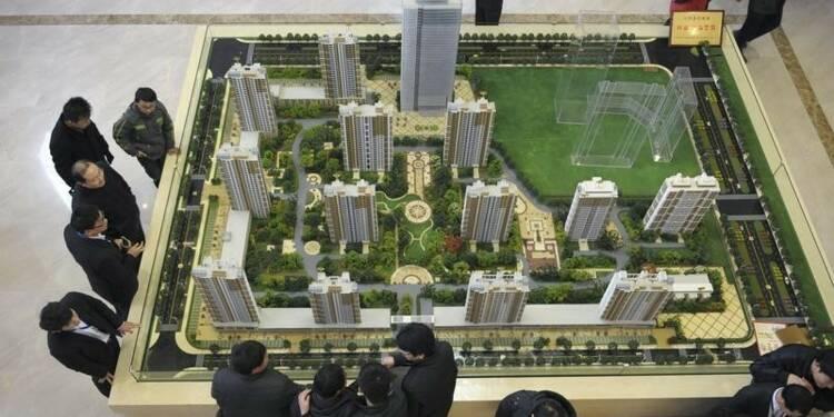 Soutien de la banque centrale chinoise au marché immobilier