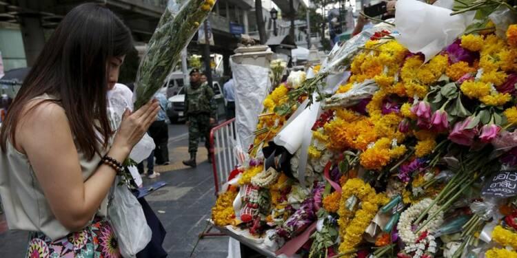 Bangkok ne privilégie pas la piste du terrorisme international