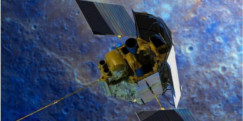 La sonde Messenger s'écrase à la surface de Mercure