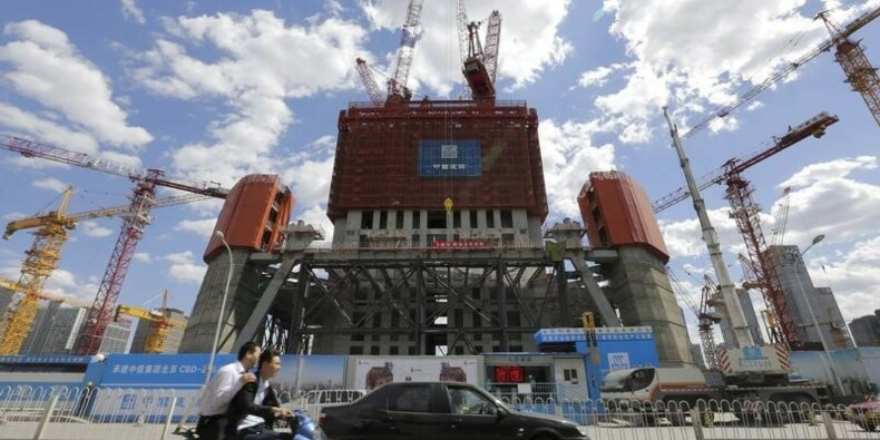 La croissance chinoise stable à 7% au deuxième trimestre