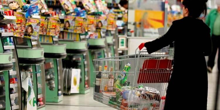 Timide regain de confiance du consommateur en zone euro