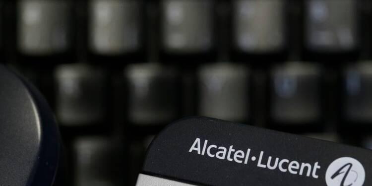 Alcatel-Lucent résiste au 1er trimestre, défend le projet Nokia