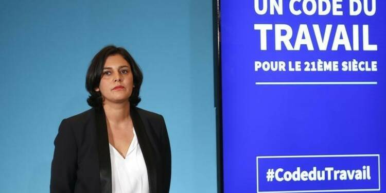 "Myriam El Khomri se défend d'être ""une ministre hors sol"""