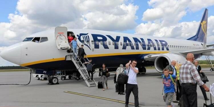 Ryanair gonfle ses bénéfices grâce à la météo et la baisse du pétrole
