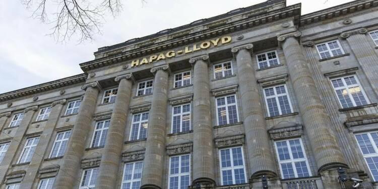 Hapag-Lloyd fixe le prix de sa cotation à 20 euros par action