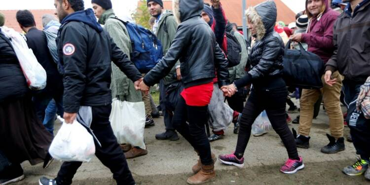La Slovénie demande l'aide de l'UE face à l'afflux de migrants