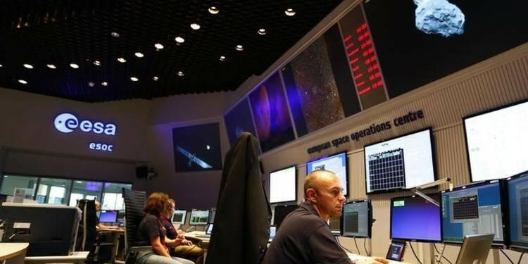 Silence du robot Philae depuis dix jours