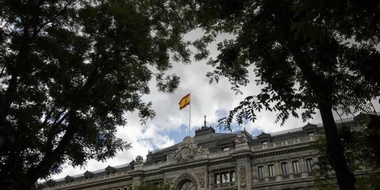 La croissance en Espagne devrait être de 2,9% en 2015 et 2016