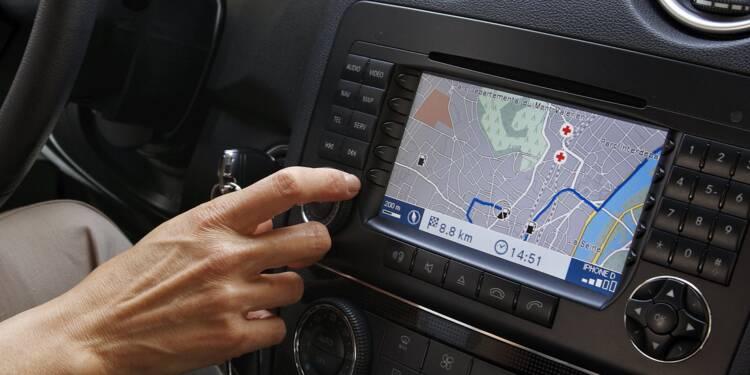 Les tableaux de bord des voitures convertis en tablette