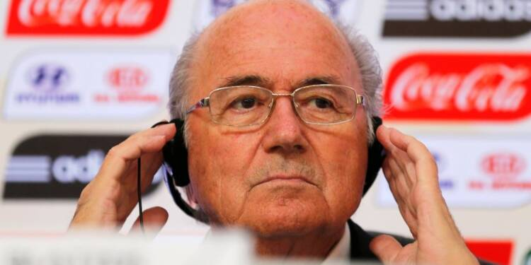 Sepp Blatter refuse de démissionner après l'appel des sponsors
