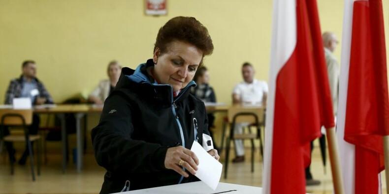 Second tour en Pologne, le président sortant en difficulté