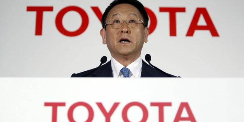 Toyota projette un bénéfice net inférieur au consensus