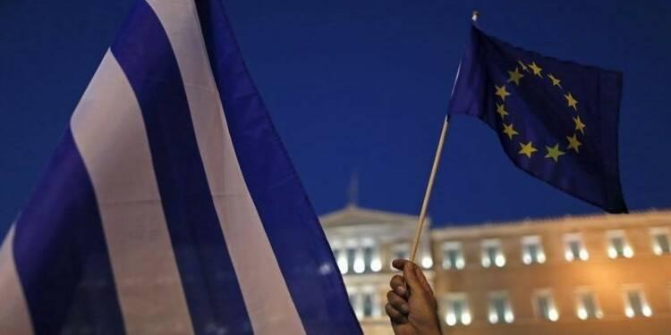 Accord sur le versement d'une nouvelle tranche d'aide à la Grèce