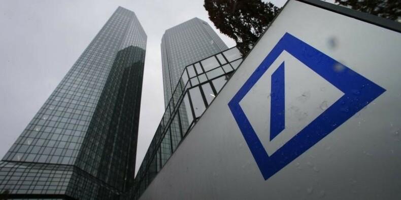 Deutsche Bank pencherait pour une restructuration limitée
