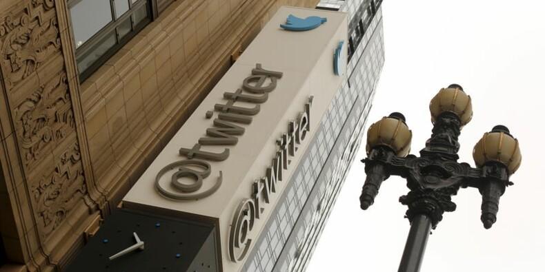 Twitter abaisse ses prévisions de chiffre d'affaires, l'action chute