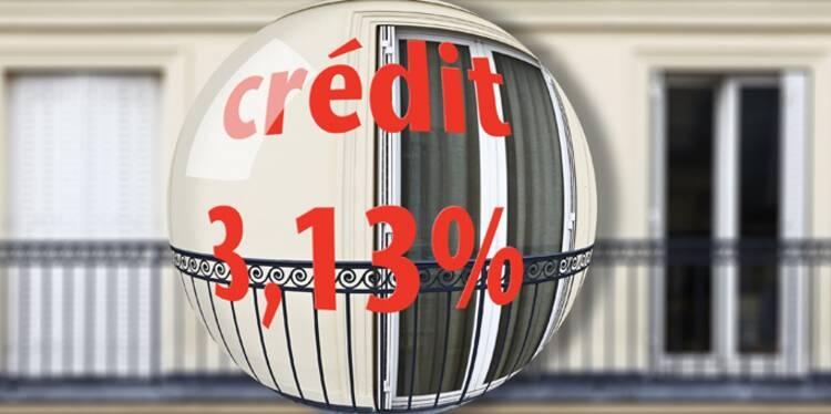 Bonne nouvelle, les taux des crédits immobiliers remontent !