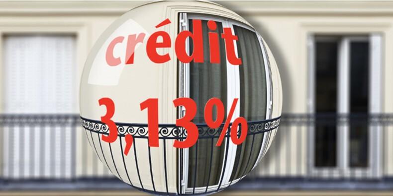 Crédits immobiliers : les banques maintiennent des taux canons en ce début d'année