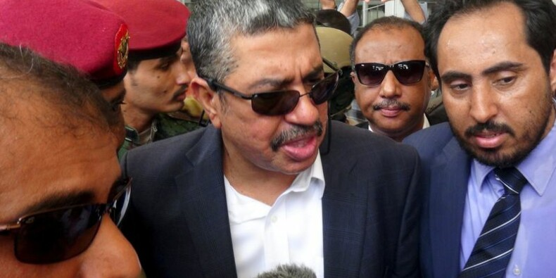 Le vice-président yéménite est à Aden