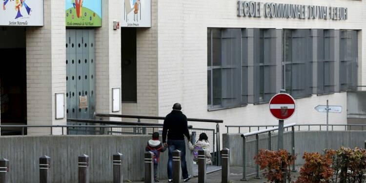 Bruxelles en alerte maximale pour le troisième jour d'affilée