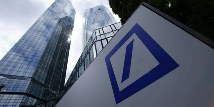 Deutsche Bank pourrait réduire ses effectifs d'un quart